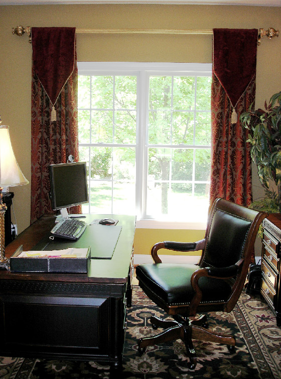 A home office with style! » Susan\'s Designs