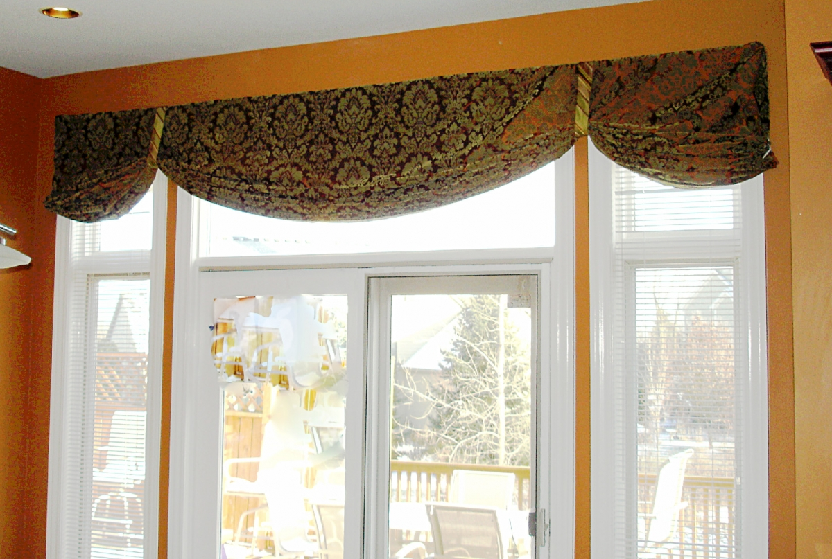 Beautiful Kitchen Valances A Beautiful Kitchen A Susans Designs