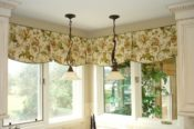 Sheffield valance