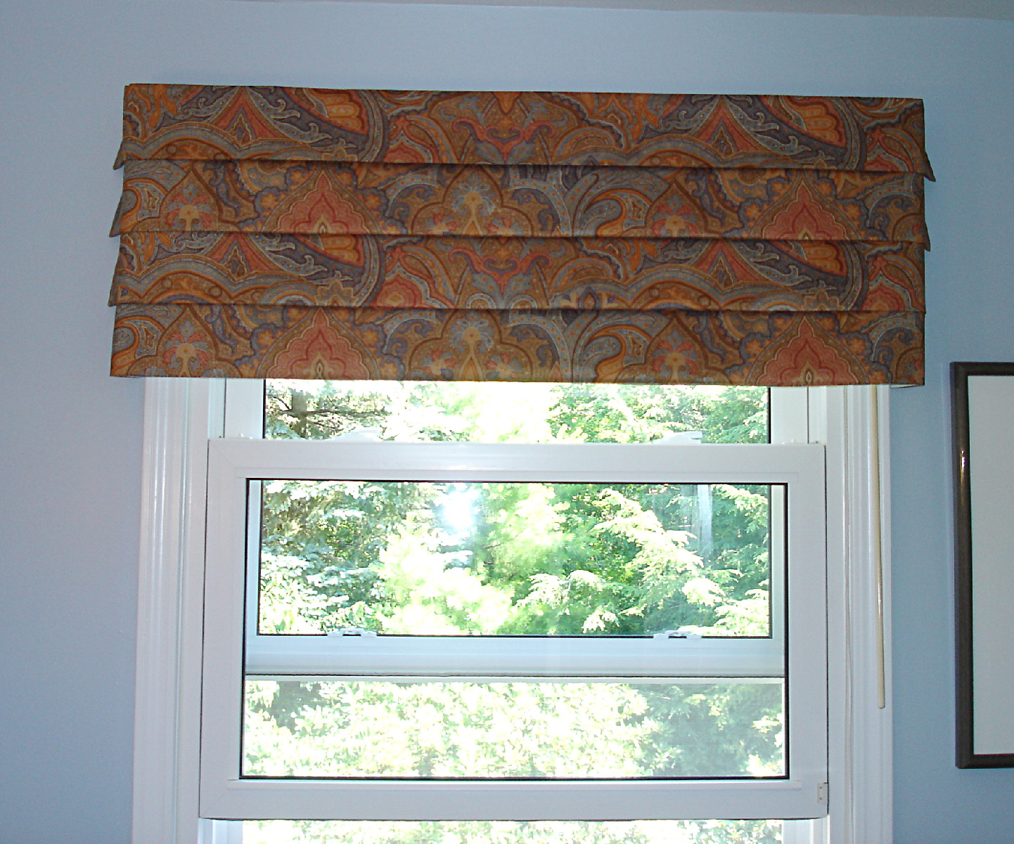 and for curtain with valance valances ideascomfy comfy blind bedroom also