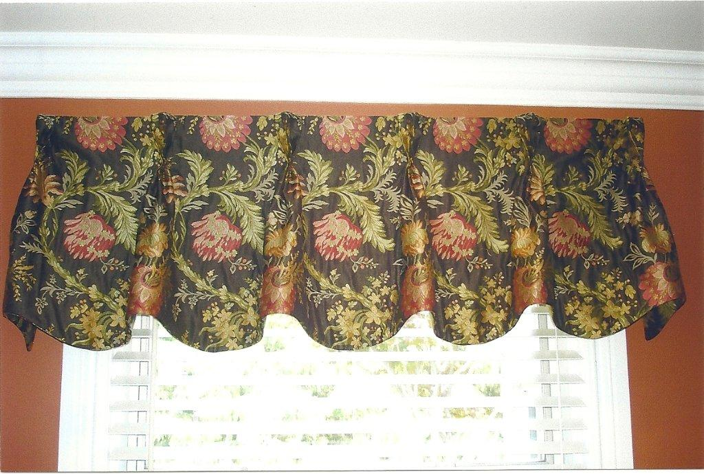 and design making a pinch pleat idea valance box stylish decorations