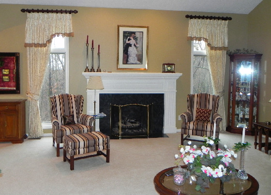 Fireplace Flanked 187 Susan S Designs