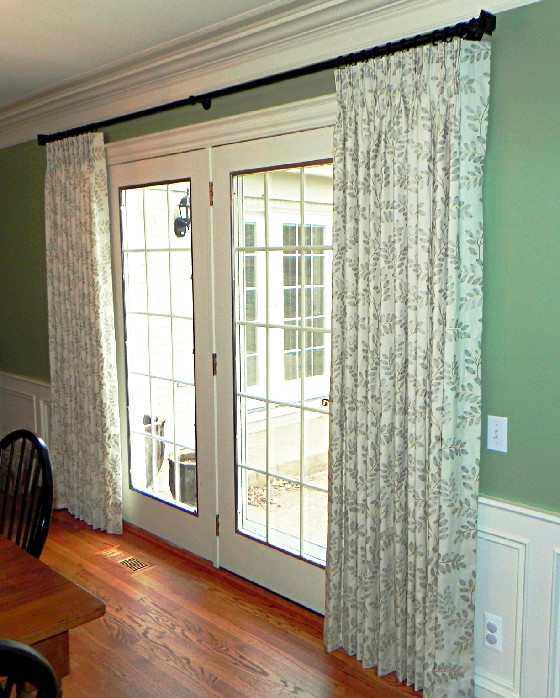 French Door Decor